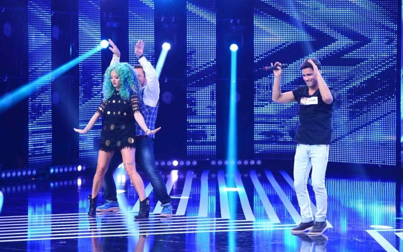 Bollywood pe scena X Factor: Delia și Horia Brenciu dansează mai ceva ca-n India