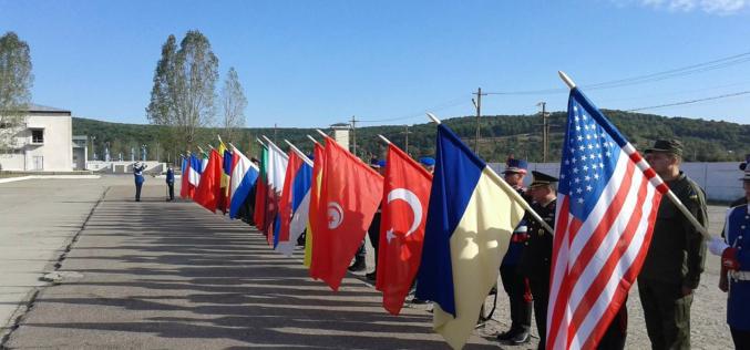 Jandarmii români se antrenează cot la cot cu colegii din 18 state UE