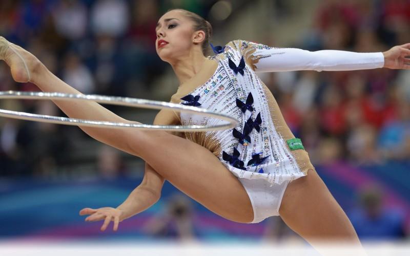 TVR 2 și TVR HD transmit în direct Campionatul Mondial de Gimnastică Ritmică