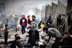 ONU: În 2015, peste 60 de milioane de oameni au fugit din calea războiului