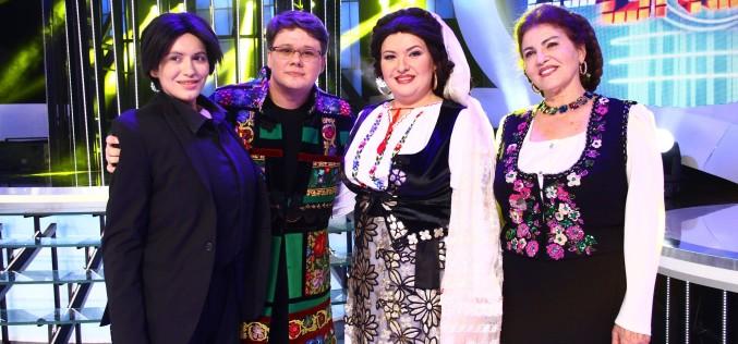 Irina Loghin și Fuego au văzut pe viu cum sunt imitați de Margherita și Viorica din Clejani