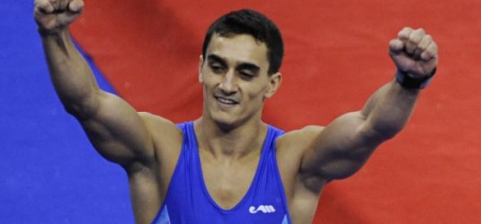 Marian Drăgulescu, medalie de bronz la sol la Cupa Mondială de la Doha
