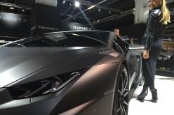 Octavia Geamănu visează să conducă o mașină SF