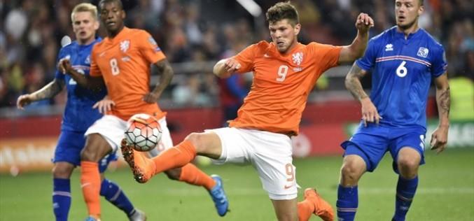 Olanda e la un pas de catastrofă. A fost învinsă de Islanda și riscă calificarea la Euro 2016