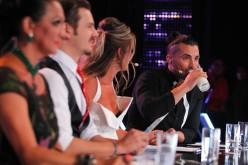 Jurații Ham Talent, serviți cu lapte proaspăt muls chiar în platoul emisiunii