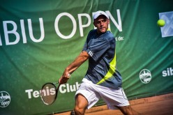 Petru Alexandru Luncanu, calificare fabuloasă în semifinale la turneul de tenis de la Sibiu