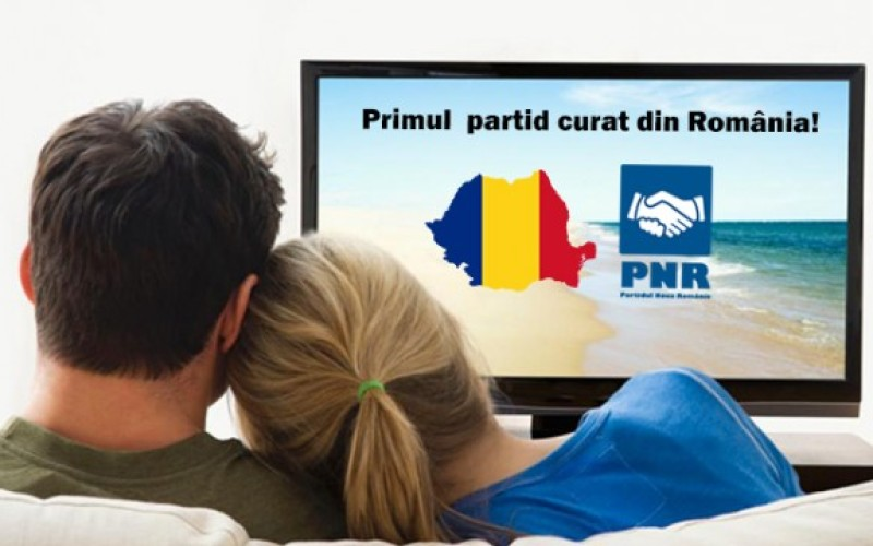 FABULOS | În fiecare oră un român se înscrie de bună voie în Partidul Noua Românie