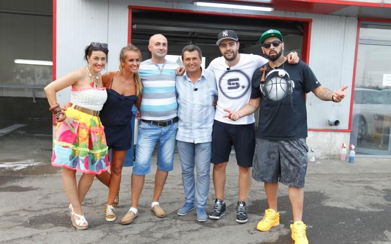 Diana Munteanu, Rona Hartner, CRBL şi Speak pun la cale nunta unor tineri cu deficienţe fizice