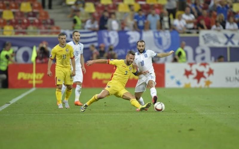 România e la un pas de arata calificarea la Euro 2016. Tricolorii au remizat și cu Grecia