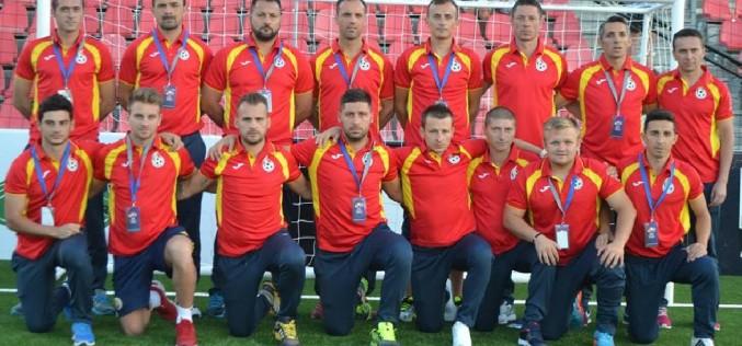 România e Regina Europei la Minifotbal. A câștigat pentru a șasea oară consecutiv competiția
