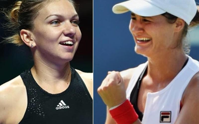 Simona Halep și Monica Niculescu, cot la cot în sferturi de finală la Guangzhou