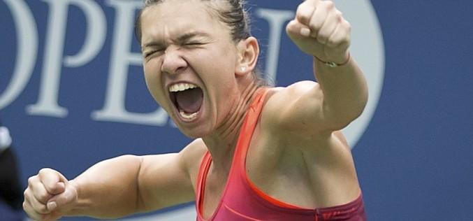 Simona Halep s-a calificat în semifinalele turneului de tenis de la Madrid