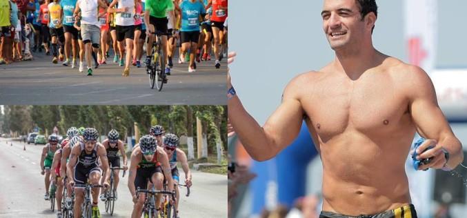 Peste 1300 de participanți la Triathlon Challenge Mamaia 2015