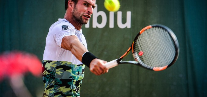 Adrian Ungur l-a învins pe Alexandru Petru Luncanu în semifinale la Sibiu Open 2015