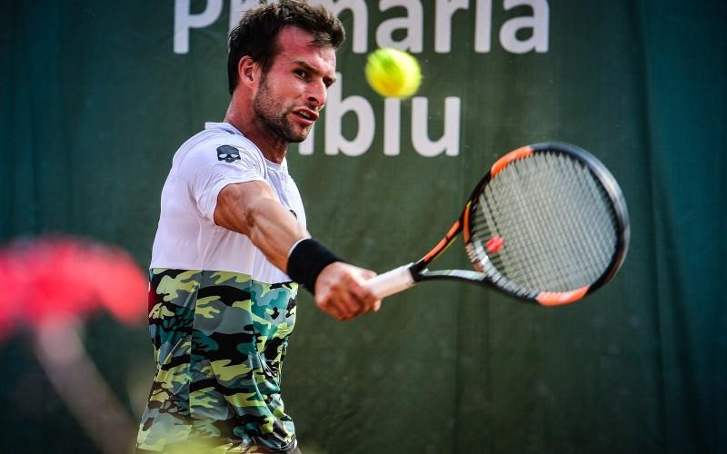 Adrian Ungur a câștigat pentru a doua oară în carieră turneul Sibiu Open