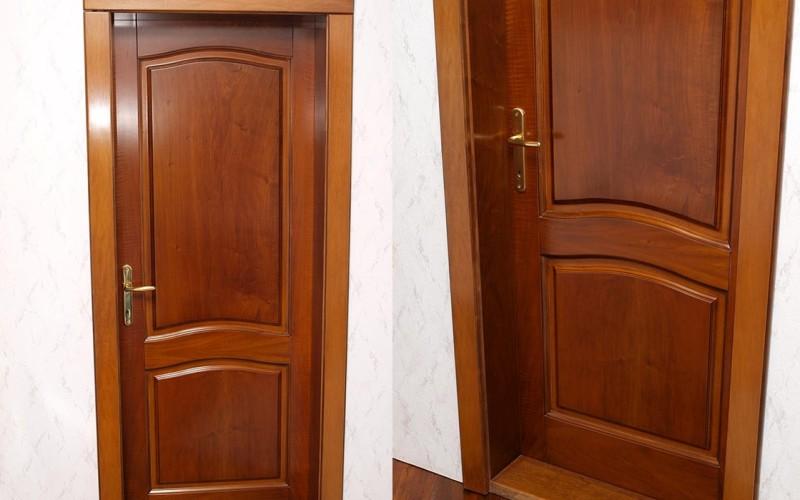 Avantajul ușilor de interior din lemn