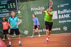 Victor Crivoi și Alexandru Petru Luncanu, calificați în finala de dublu de la Sibiu