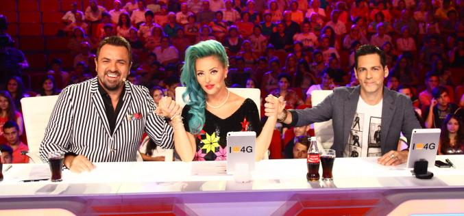 Românii devin jurați X Factor. Aplicația X Factor România, descărcată de peste 40.000 de persoane