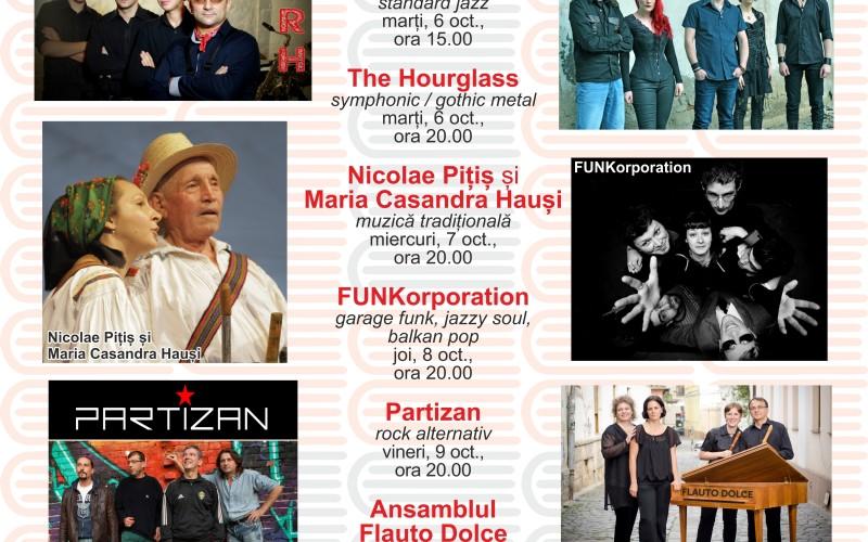 Festivalul Internațional de Carte Transilvania începe pe 6 octombrie la Cluj