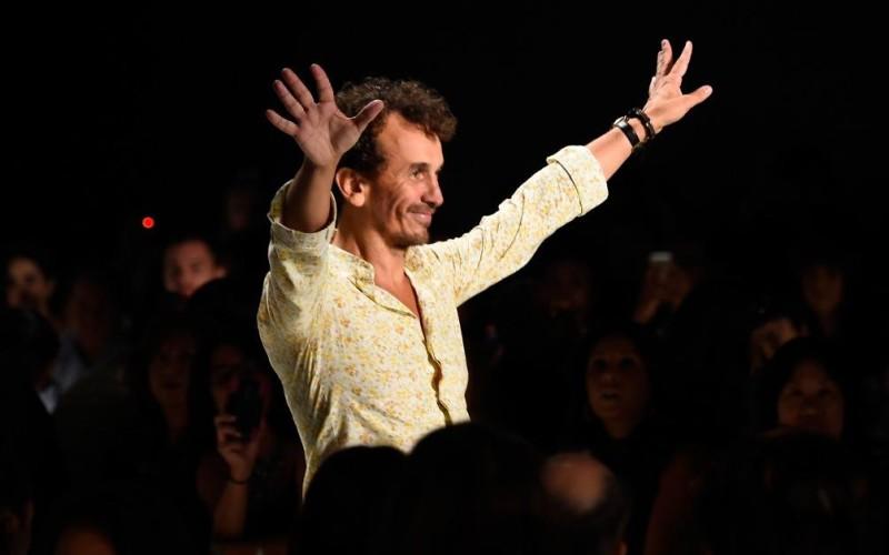 Designerul Dorin Negrau a rămas fără colecţie la New York Fashion Week