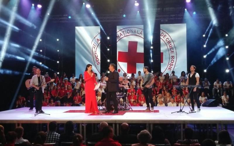 O nouă ediţie a Galei Crucea Roşie prezentată de Iuliana Tudor la TVR