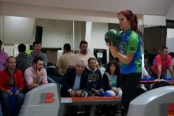 Anna Anderson, prima femeie pe podiumul Turneului Internaţional de Bowling din România