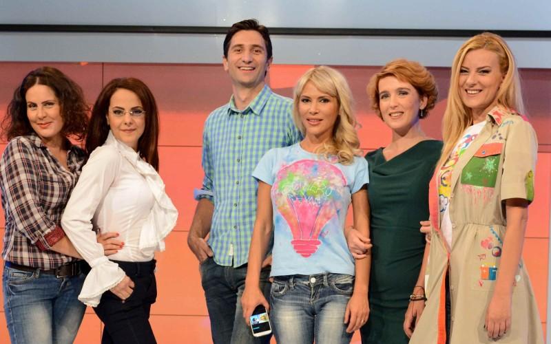 O carieră de succes, La Fix din 12 octombrie la TVR 2