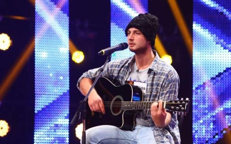 Andrei Ioniță a devenit viral în România după participarea la X Factor