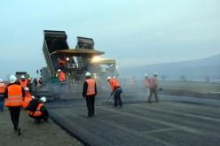 Lucrările la autostrada Lugoj – Deva, oprite întrucât constructorii nu aveau autorizație de construcție