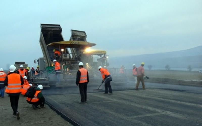 CNADNR are undă verde să defrișeze păduri ca să construiască Autostrada Transilvania