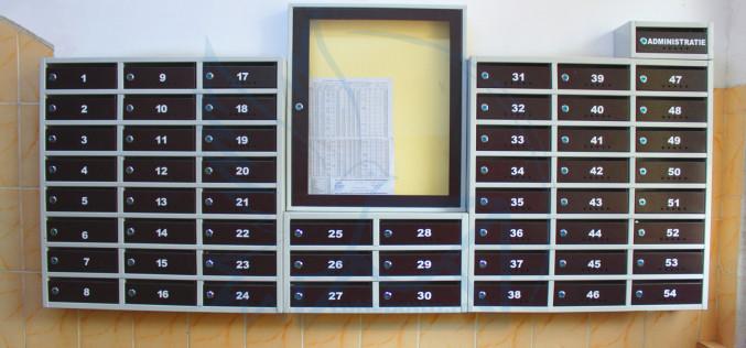 Cutii poștale de calitate