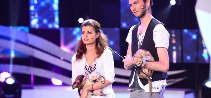 """Doi dihori vor să pună lăbuța pe marele premiu la """"Ham talent"""""""
