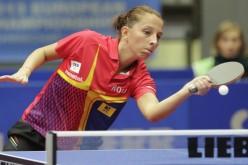 Elizabeta Samara, Regina Europei la tenis de masă