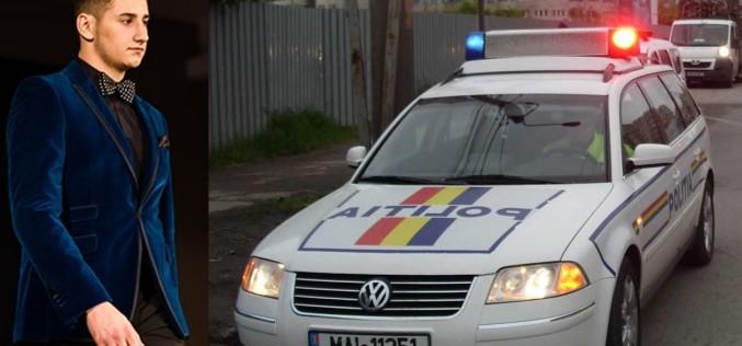 NESIMȚIRE MAXIMĂ | Beizadeaua lui Gabriel Oprea are la dispoziție antemergător cu girofar