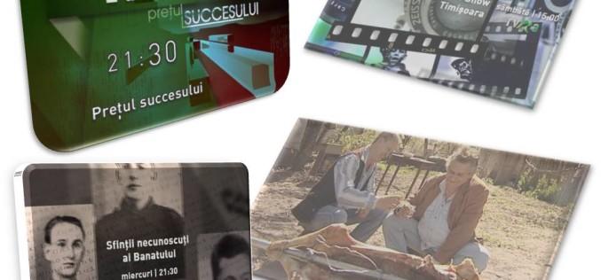Poveşti de succes şi lecţii de viaţă în grila de toamnă la TVR 3