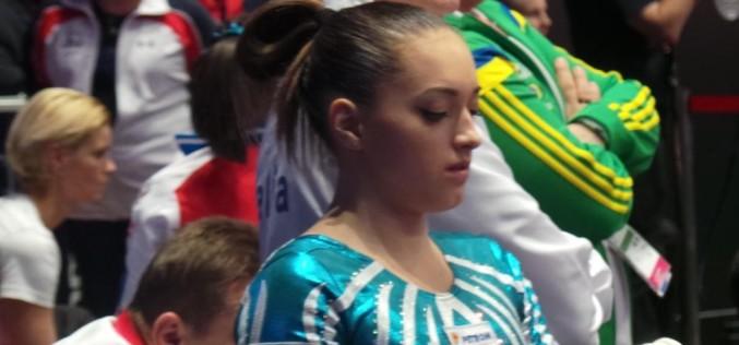 Larisa Iordache a pierdut în mod dramatic medalia de argint la Mondialele de la Glasgow
