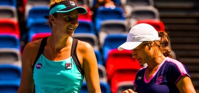 Irina Begu și Monica Niculescu s-au calificat în finala de dublu a turneului de la Wuhan