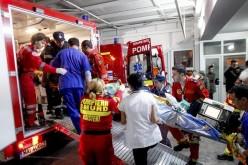 Explozie devastatoare la Galați. Un bloc de locuințe a sărit în aer