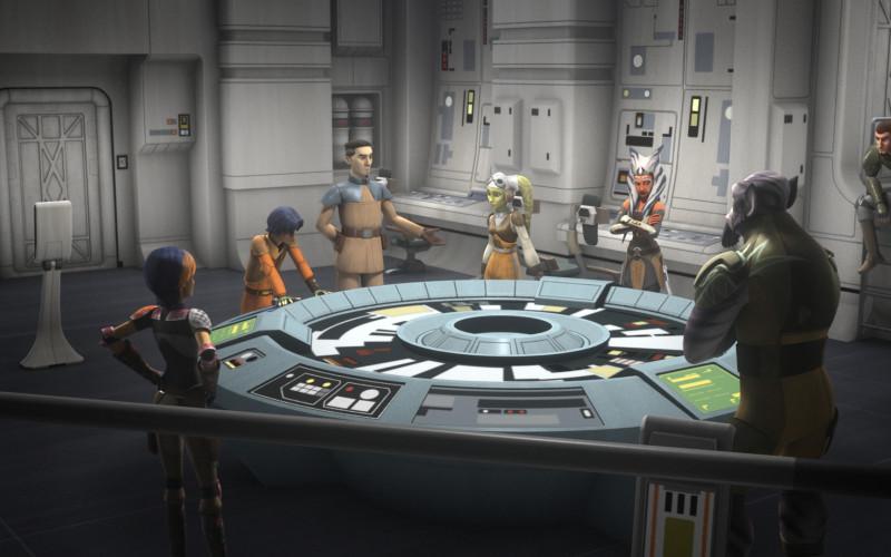 Sezonul 2 din Razboiul Stelelor Rebelii debuteaza pe 10 octombrie la Disney Channel