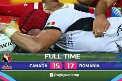 România, victorie istorică cu Canada. Stejarii au revenit de la scorul de 0-15 la 17-15