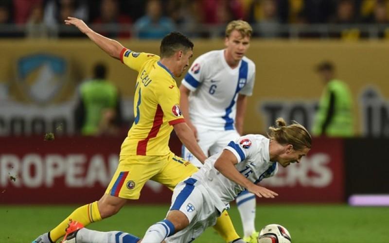 România, la un pas de a rata calificarea la Euro 2016. Egal dramatic cu Finlanda