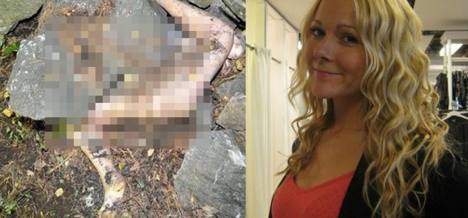 Tânără violată, chinuită și ucisă în bătaie de un refugiat musulman în Suedia