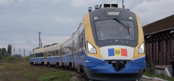 A fost inaugurată prima cursă feroviară directă între Chișinău și Iași
