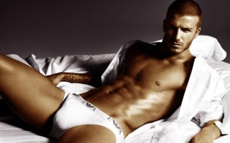 David Beckham, desemnant cel mai sexy bărbat în viaţă pe anul 2015
