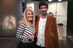 Actorul Toma Cuzin se destăinuie Lianei Stanciu la TVR 2