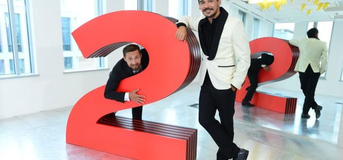 Antena 1 împlinește 22 de ani de emisie pe 29 noiembrie