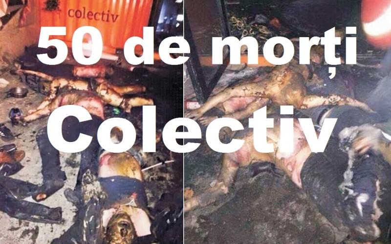 Tragedia din Club Colectiv a ajuns la 50 de morți. Numărul deceselor ar putea depăși 60