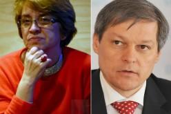 Cioloș o retrage pe Cristina Guseth de la Justiție după ce electronista s-a făcut de râs în Parlament