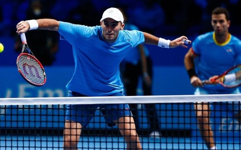 FABULOS | Tecău și Rojer, trei victorii în trei meciuri la Turneul Campionilor