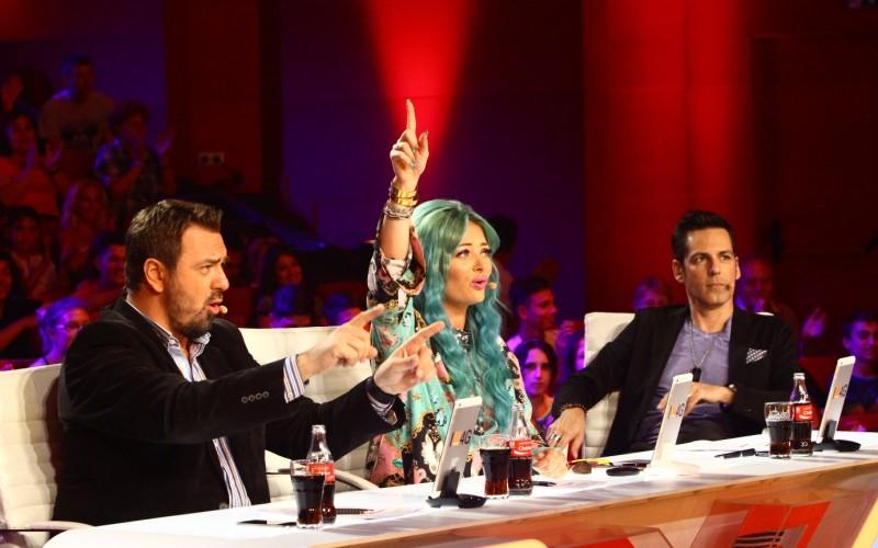 Jurații X Factor au ales 42 de concurenți după audiții. Iată cine a ajuns în Bootcamp